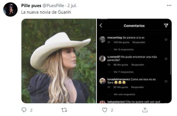 Se parece a Sara Uribe: dicen a nueva pareja de Fredy Guarín en foto
