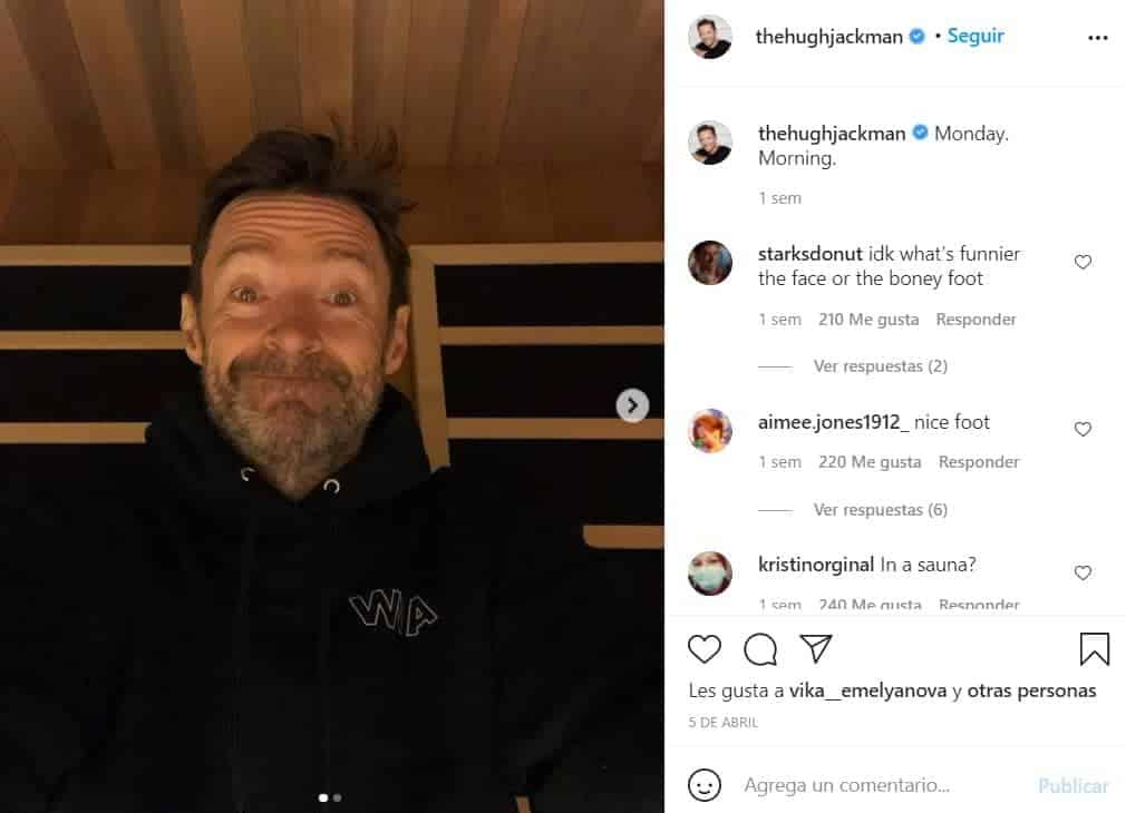 Hugh Jackman, actor australiano