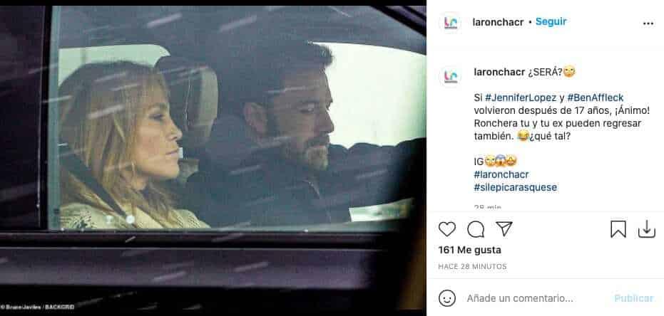 JLo y Ben Affleck se van de viaje tras 17 años separados y así reaccionó Alex Rodríguez