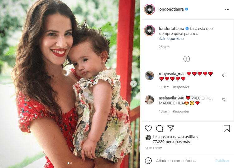 Laura Londoño y Allegra