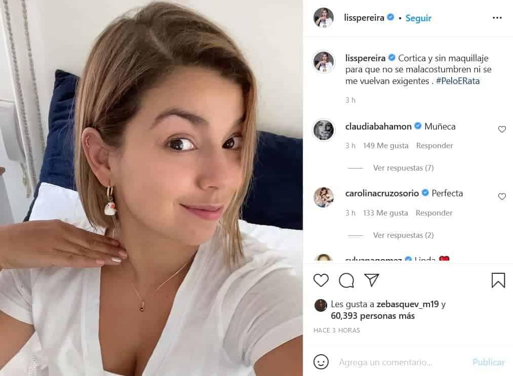 Liss Pereira MasterChef Celebrity