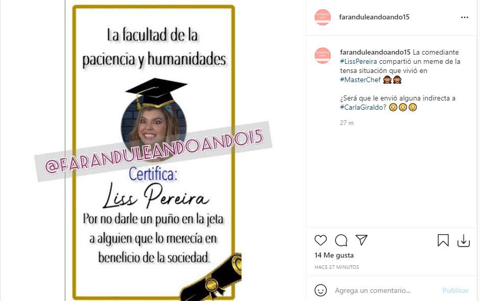 Liss Pereira