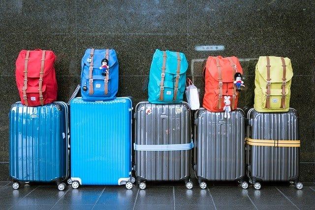 Consejos para empacar maletas de viaje de la mejor manera / @Pixabay