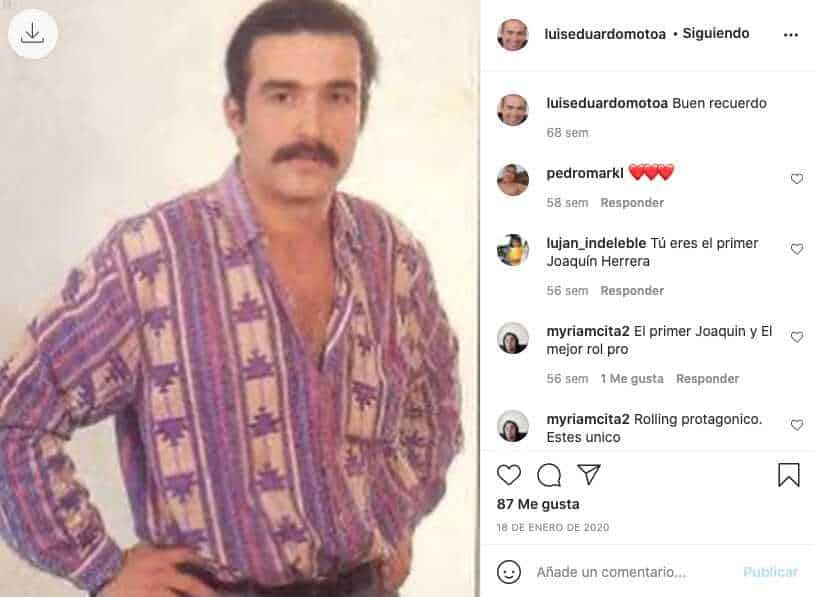 Luis Eduardo Motoa, perfil del padre de 'Café, con aroma de mujer' 2021