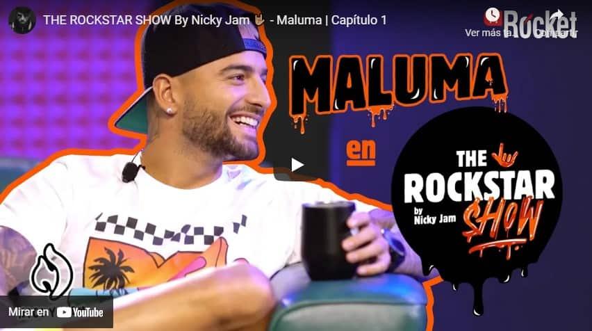maluma en entrevista con nicky jam