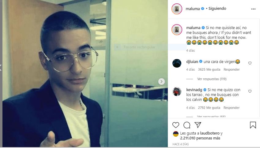 Maluma y sus looks