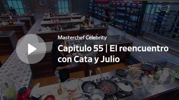 MasterChef Celebrity   Capítulo 55