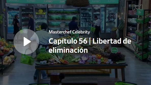 MasterChef Celebrity   Capítulo 56