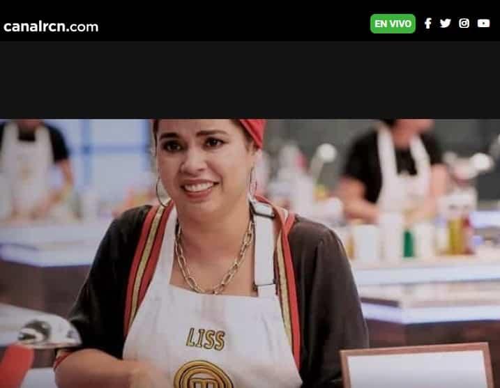 MasterChef Celebrity online 12 de septiembre