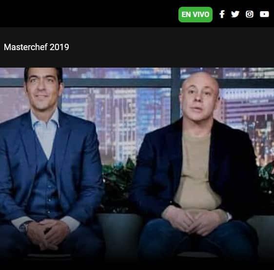MasterChef Celebrity en vivo y online