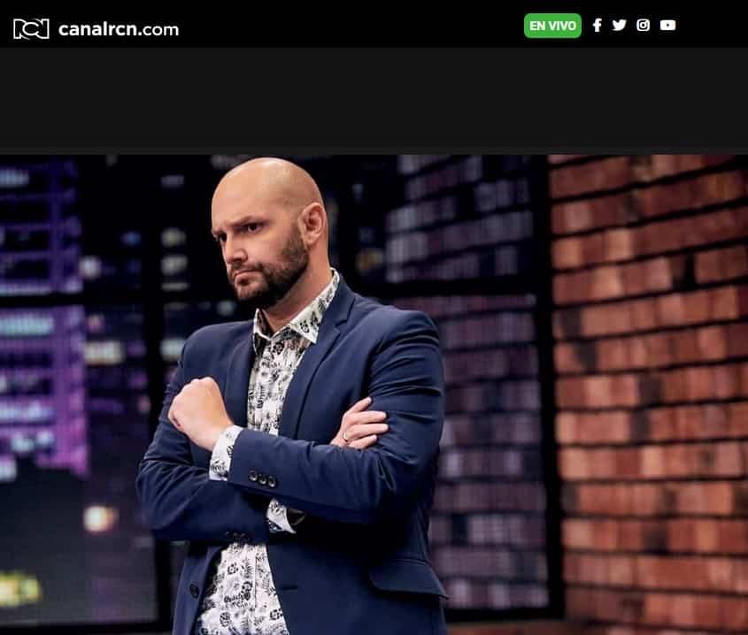 MasterChef Celebrity online y en vivo