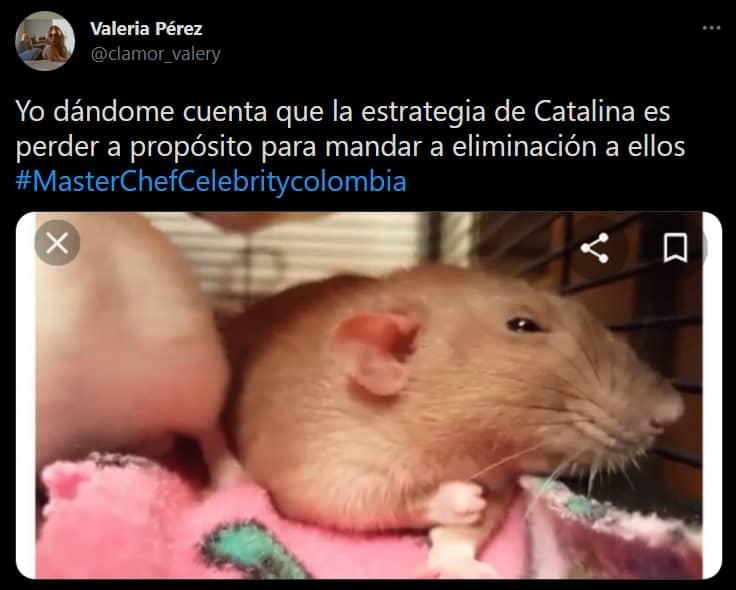 Catalina Liss MasterChef
