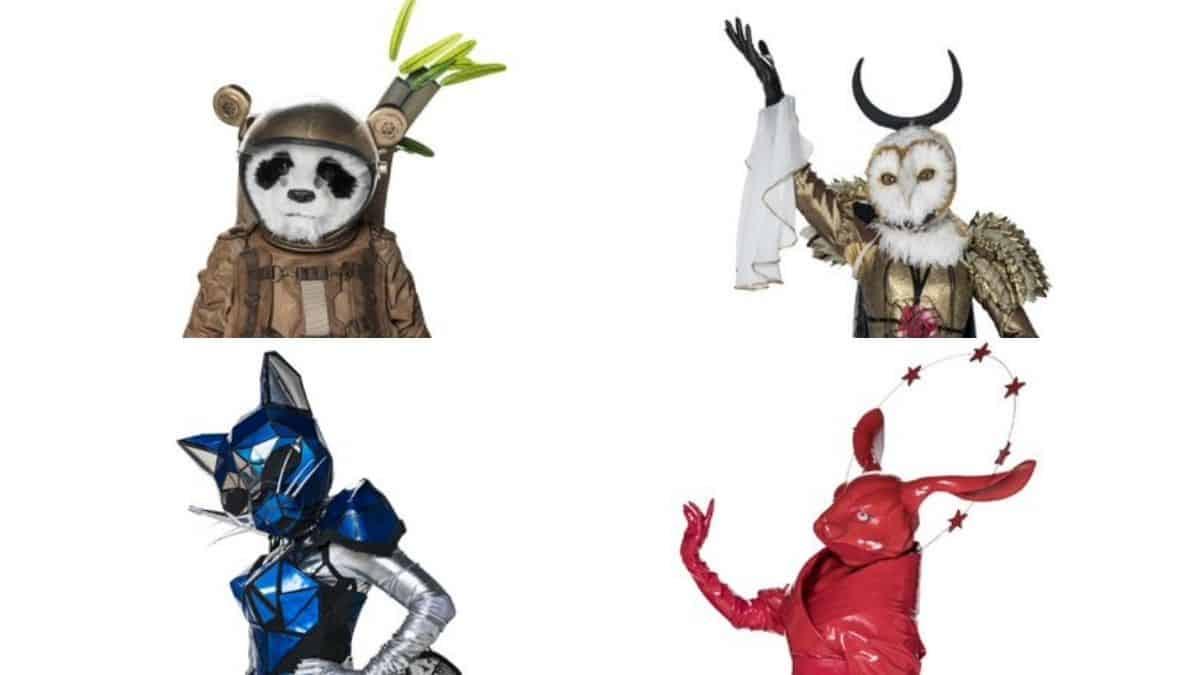Conoce a los 16 personajes que harán parte de ¿Quién es la máscara?