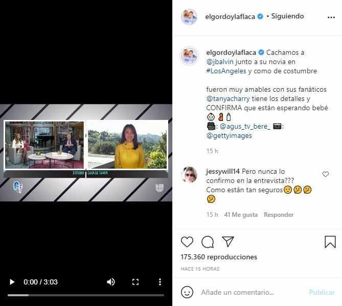 Prensa mexicana afirma que novia de J Balvin tiene 5 meses de embarazo
