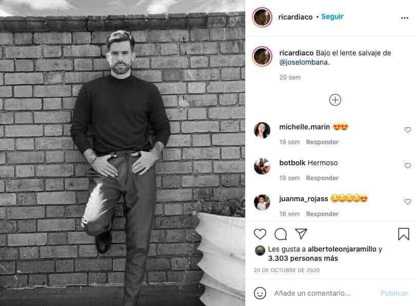 Ricardo Mejía protagonizará producción Lala's Spa