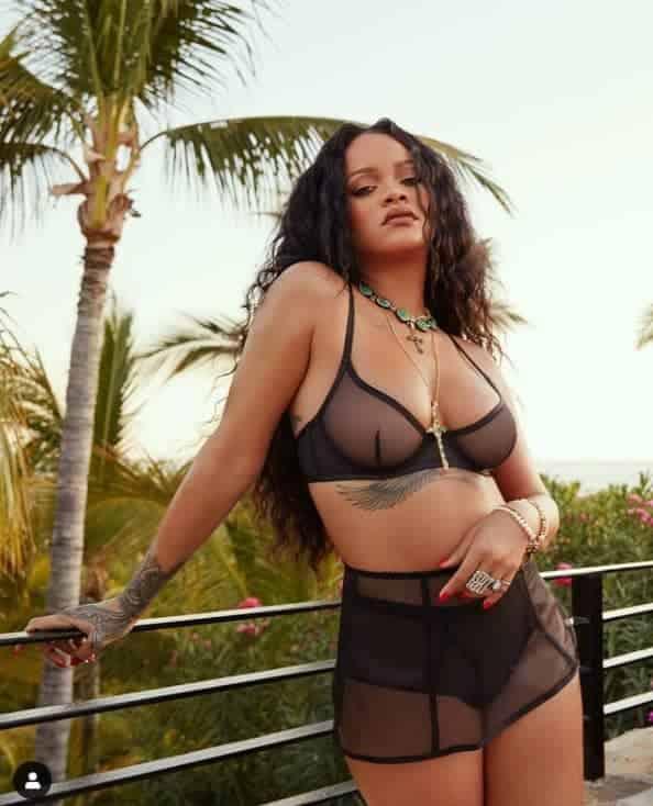 Rihanna se alejó de la música para concentrarse en sus negocios.