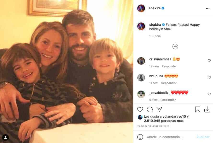 Shakira reveló el porqué prefiere que sus hijos no escuchen su música