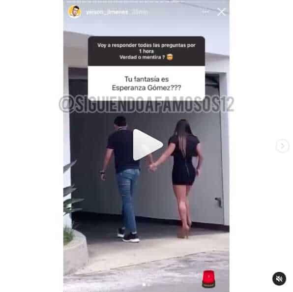 El video de Yeison Jiménez con Esperanza Gómez que generó varios comentarios