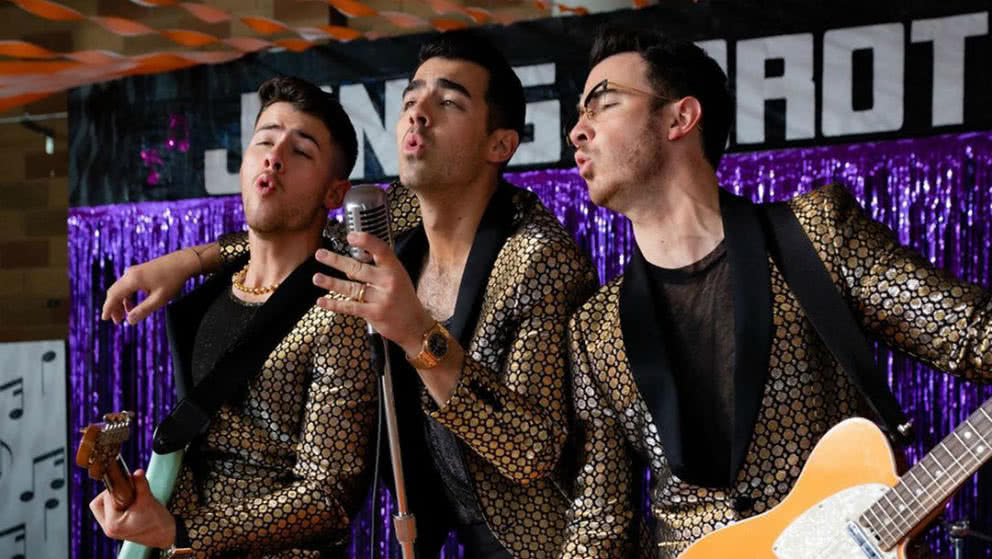 Nuevo video de Jonas Brothers