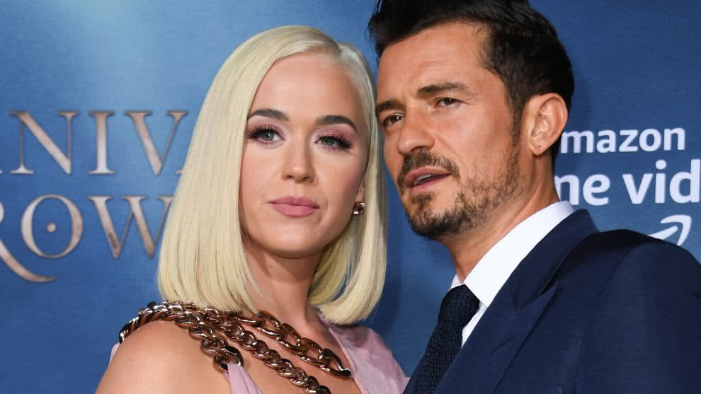 katy perry aplaza su boda con orlando bloom