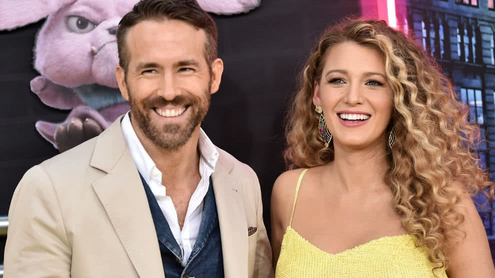 ryan-reynolds-blake-lively-embarazo-tercer-hijo-pokemon-detetive-pikachu