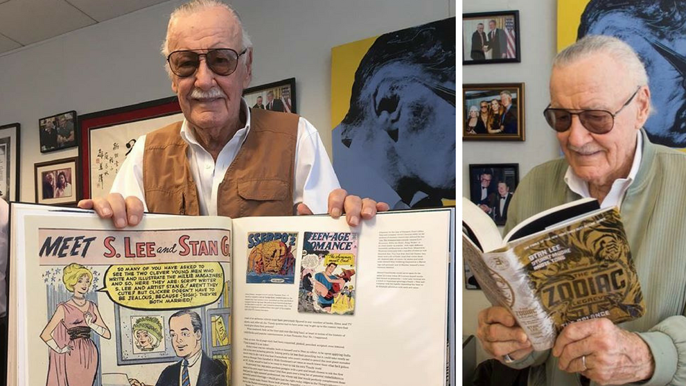 Stan Lee, ícono del comic con 95 años, demandado por agresión sexual