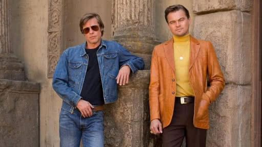 brad-pitt-leonardo-dicaprio-pelicula-once-upon-a-time-in-hollywood-poster