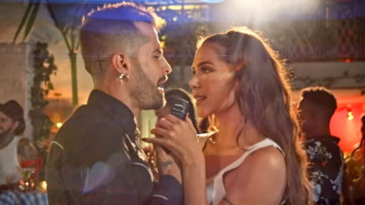 greeicy rendon mike bahia esta noche youtube