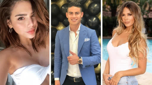 Hermana de James Rodriguez quiere a Shannon De Lima