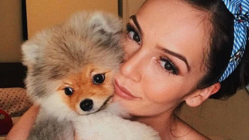 lina tejeiro mascotas video instagram