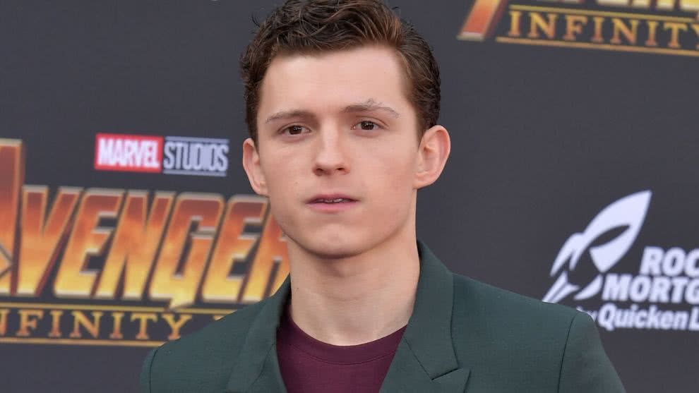 Tom Holland de vacaciones en colombia