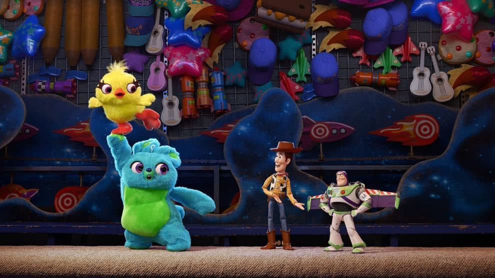 Trailer oficial Toy Story 4