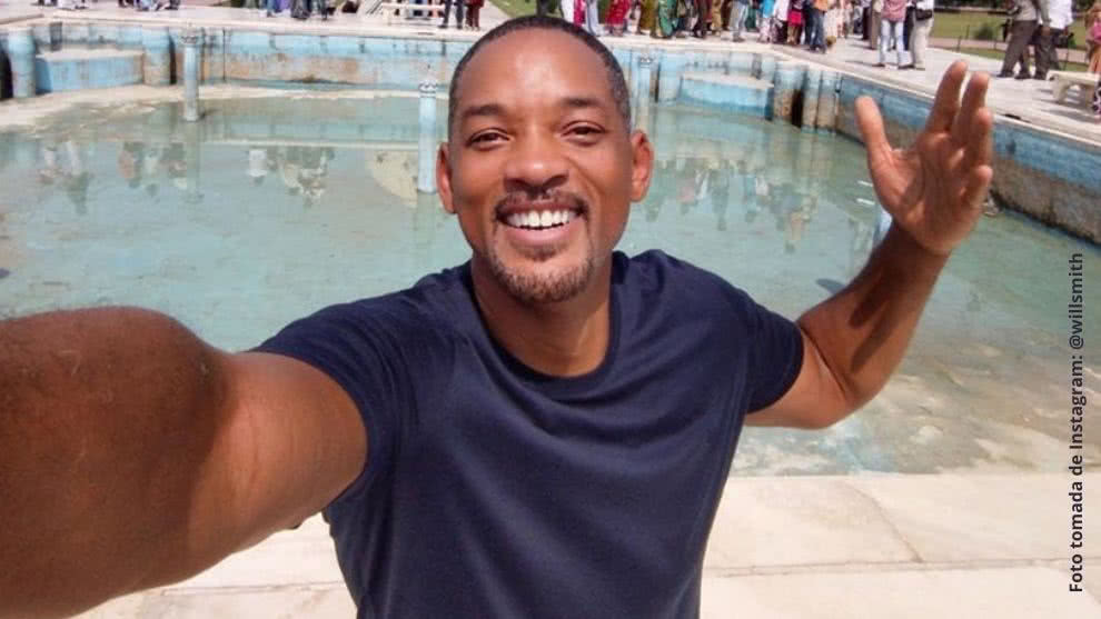 Will Smith compartió fotos de la reunión del elenco de El Príncipe del Rap
