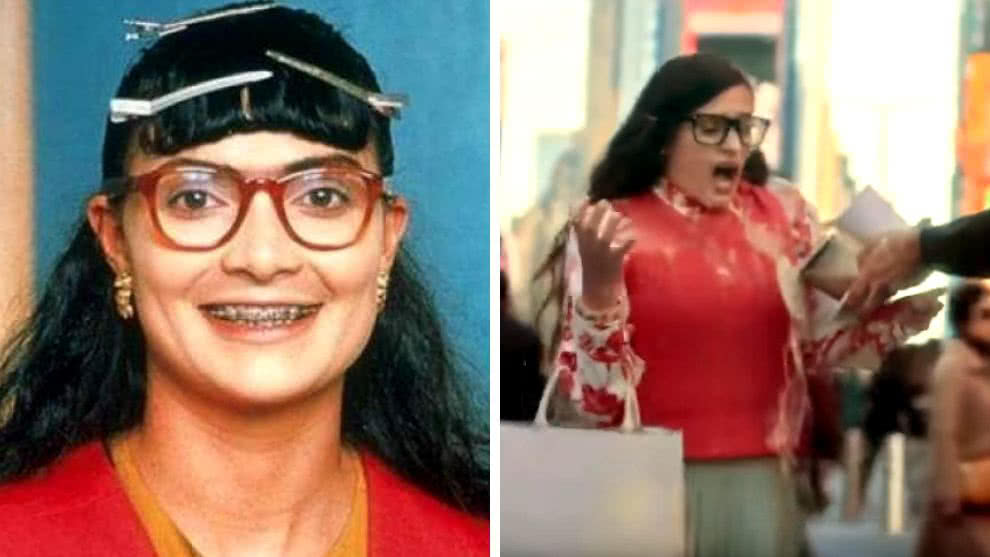 yo soy betty la fea nueva york video telemundo
