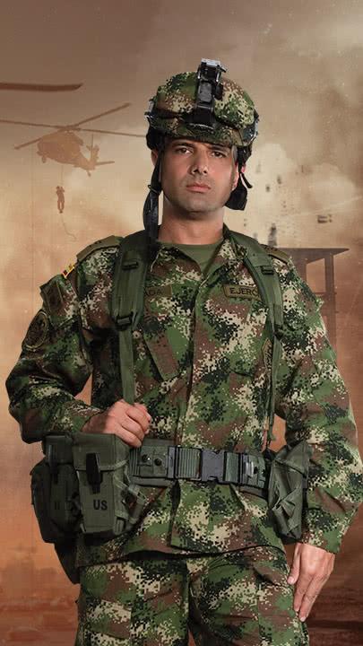 JUAN S. QUINTERO   Soldados 1.0