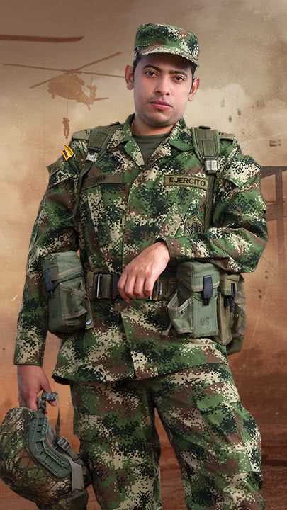 ORLANDO LIÑÁN | Soldados 1.0