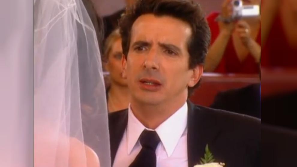 En los tacones de Eva | Capítulo 4 | Patricia le dice a Santiago que no se casará con él